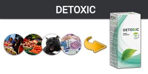Detoxic – Curățați-vă organismul de paraziții nedoriți
