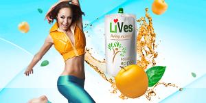 Lives – Mai multă energie și o viață completă