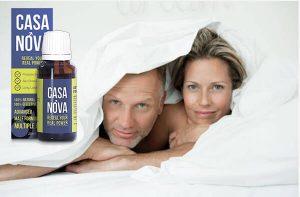 Casanova Picături, cuplu în pat