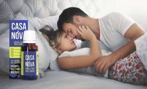 casanova, cuplu în pat
