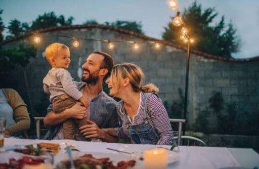 cină în familie