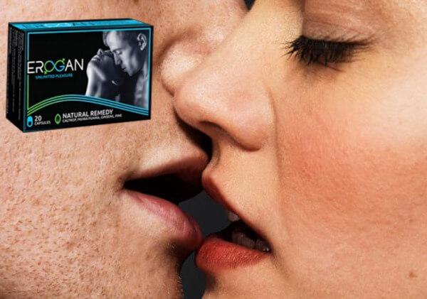 capsule, erogan, sărutat