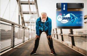 Shark Cream, Formula de îmbunătăţire a mobilităţii cu extract de acizi graşi, Omega -3
