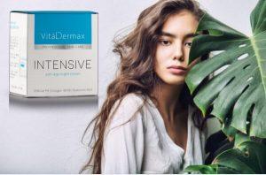 Vital Dermax-cremă de faţă, ideală pentru redarea frumuseţii naturale a pielii tenului!