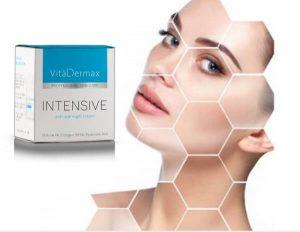 vital dermax, femeie, regenerand pielea