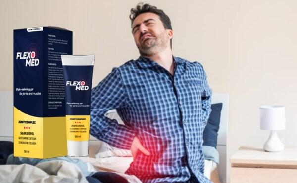 FlexoMed, dureri de spate, omule