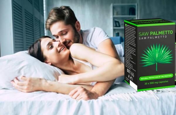 saw palmetto, cuplu în pat