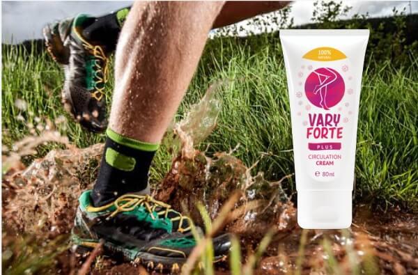 VaryForte Plus, picioare, vene