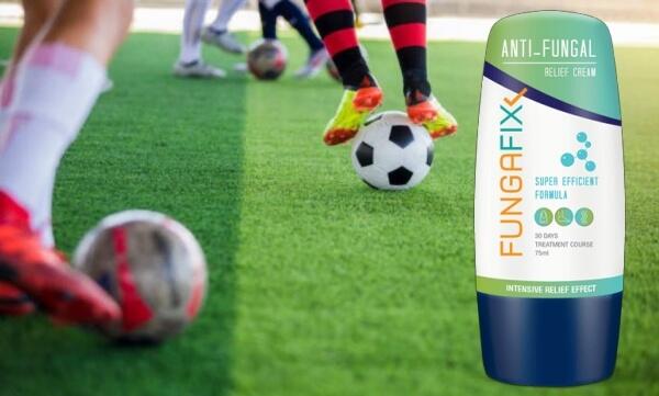 crema anti-fungice, fotbal