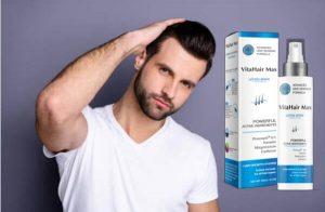 VitaHair Max Recenzie – Formula de întărire a firului de păr!