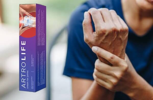 artrolife crema, articulații