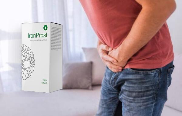 IronProst, prostată