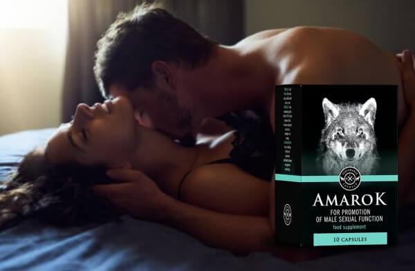 amarok, disfuncție erectilă, probleme sexuale, libido