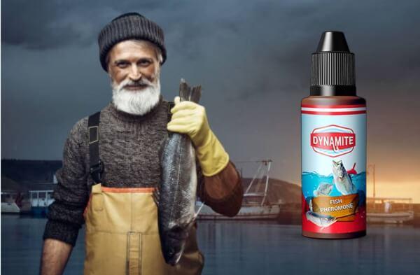 dynamite, pulverizează, mușcă, pește