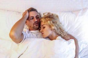 intrebari despre intimitate, cuplu in pat
