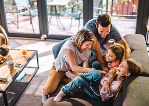 imunitate, familie fericita