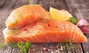 Pește bogat în Omega-3