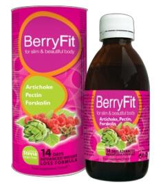 BerryFit picături