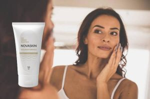 NovaSkin – Cremă ecologică pentru față cu extract de lămâie pentru piele cu aspect juvenil, hidratat și neted!