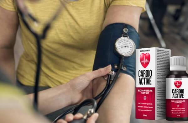 cardio active picături inimă hipertensiune