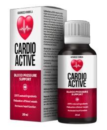 CardioActive picături