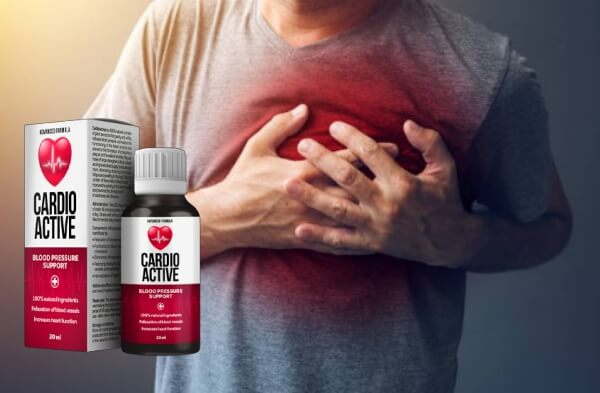 cardioactive picături inimă hipertensiune