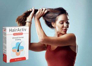 HairActiv – Formula unificată cu extract de coada calului, Arugula și vitamina B & D Complex!