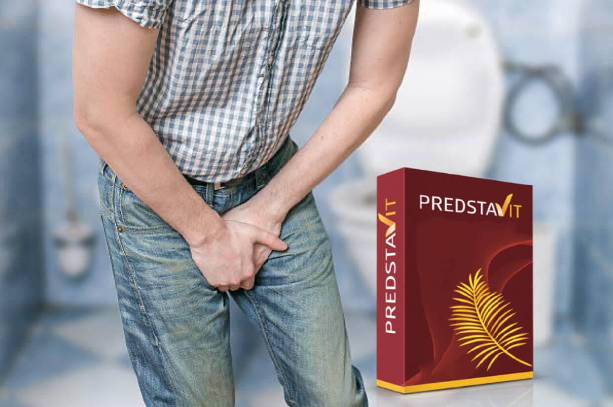 predstavit, om, durere, prostată, prostată