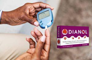 Dianol – Capsule cu Bio-Formula de la Natura pentru echilibru și armonie în zahăr din sânge