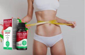 Ideal Slim Picături Recenzie – Ajuta-te atinge o formă mai bună cu extracte naturale!