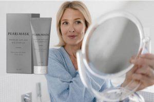 Pearl Mask Revizuire – Melc slime și extract de pulbere de perle pentru îngrijirea activă a pielii feței în 2020!