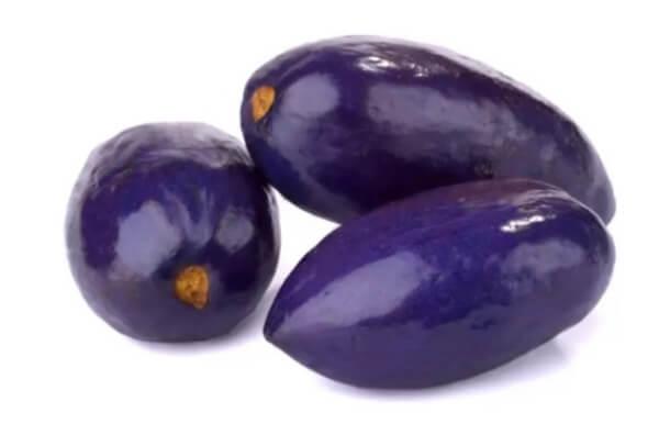 Coji de prune africane