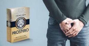 ProstEro – Capsule naturale împotriva problemelor de prostată