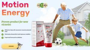 Motion Energy crema – Ameliorează dureri articulare! functioneaza? Preț în 2021?