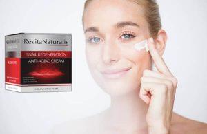 RevitaNaturalis Crema – o formulă de melc de melc pentru a stimula pielea pentru întinerirea pielii!