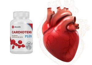 Cardiotens Plus – Pastile naturale împotriva hipertensiunii! Preț și comentarii ale clienților în 2021?