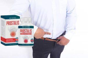 Prostalis Capsule – Pentru susținerea completă a prostatei și vindecare